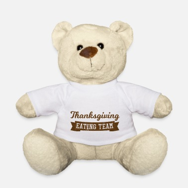 Thanksgiving Thanksgiving / Thanksgiving: Thanksgiving Manger - Ours en peluche