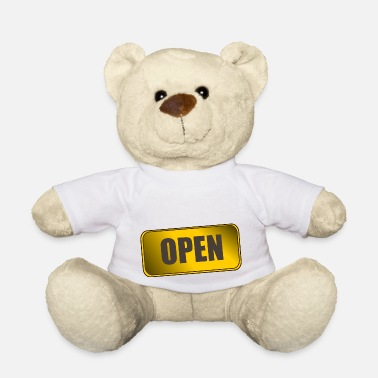 Open OPEN - Teddy