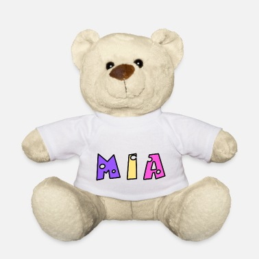 Mia Mia - Teddy Bear
