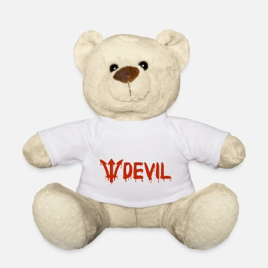 Devil Devil - Devil - Teddy Bear