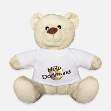 Dortmund football design - Teddy Bear