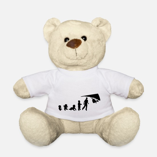 Man Teddy Bear Toys - Evolution Sports ulm human rights - Teddy Bear white