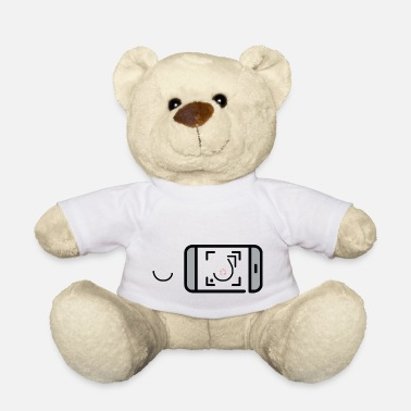 Scanner Scanner for women - Teddy Bear
