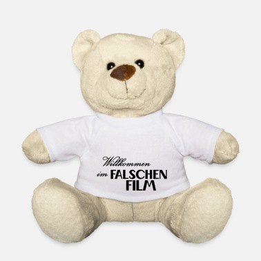 falscher Film - Teddybär