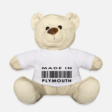 Plymouth Made in Plymouth - Teddy Bear