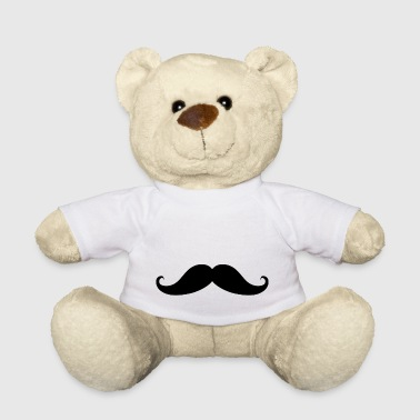 Moustache moustache - Teddy Bear
