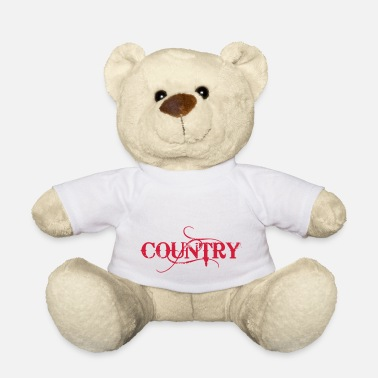 Country Country - Teddy Bear