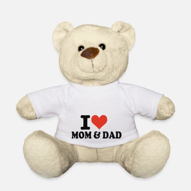 Dad Mom & Dad - Mor - Far - Bamse