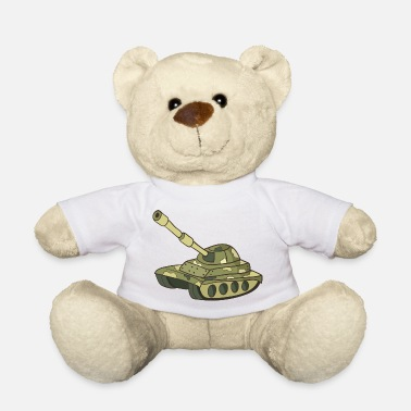 Tank tank - Teddy Bear