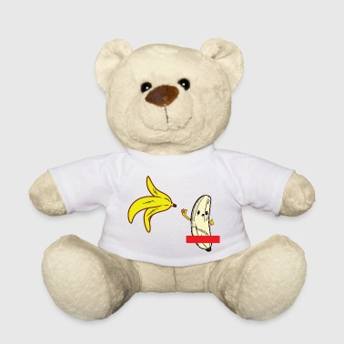 banana striptease - Teddy Bear