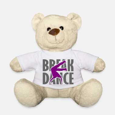 Breakdance Breakdance breakdance streetdance - Nounours