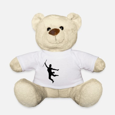 Shop Silhouette Teddy Bear Toys Online Spreadshirt