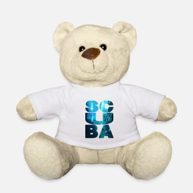 Scuba Scuba - Teddy Bear