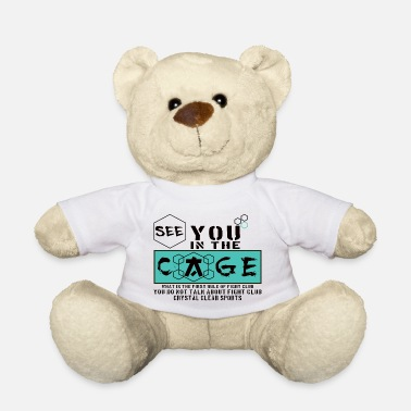 Cage Cage Fighter - Nounours