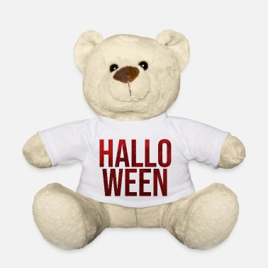 Halloween - Simples motivo perfetto come regalo! - Orsetto