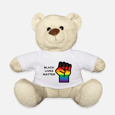 Black lives matter - Teddy Bear