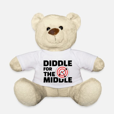 Middle Ages Diddle for the Middle w - Teddybär