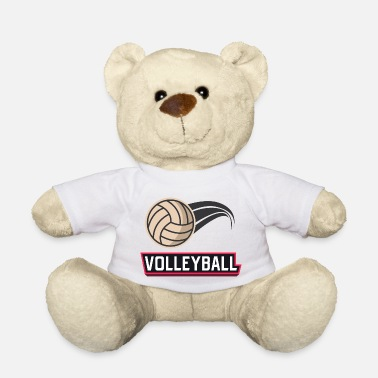 Volleyball Volleyball volleyball sport cadeau - Nounours