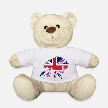 British British Flag - Teddy Bear
