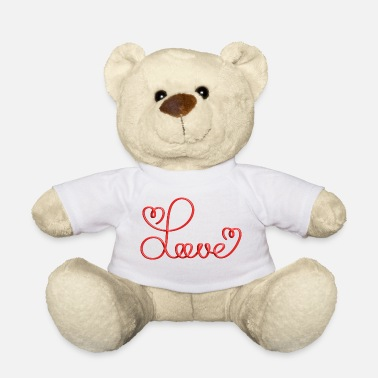 Love With Heart Love with Heart - Teddy Bear