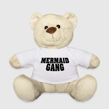 Mermaid Gang - Mermaid / Mermaid Walk - Teddy Bear