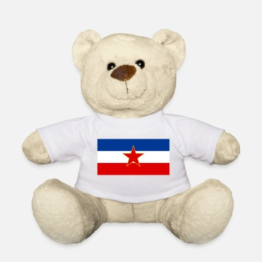 Socialist Federal Republic of Yugoslavia (1945-1992) - Teddy Bear