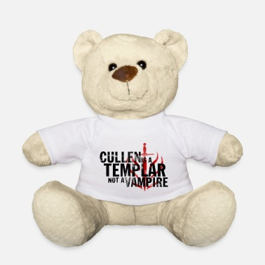 Cullen Cullen is a Templar Design - Teddy Bear