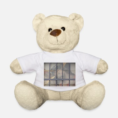 Prison Jesus in prison - Teddy Bear