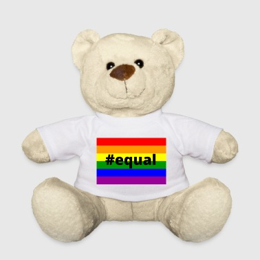 Equalizer #equal - Teddy Bear