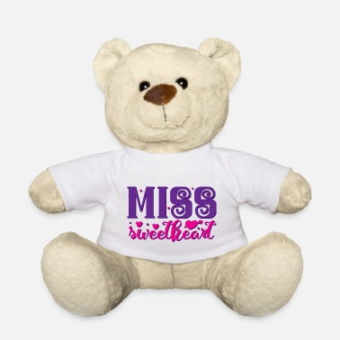 Lilac Miss Sweetheart Color - Teddy Bear