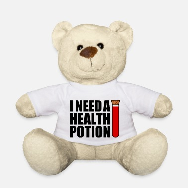Health Health Potion - Teddy