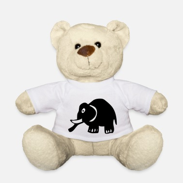 Shark elephant kids animal - Teddy Bear