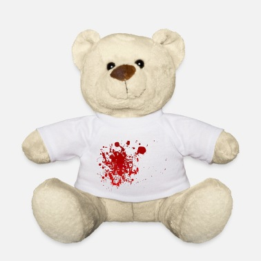 Splatter splatter - Teddy Bear