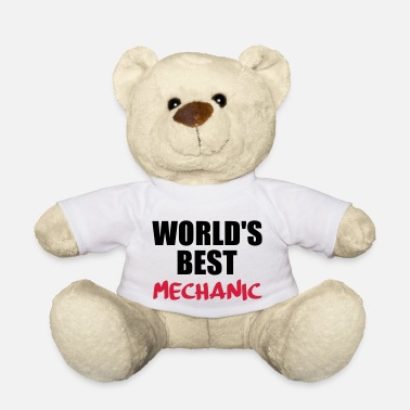 Mechanic mechanic - Teddy Bear