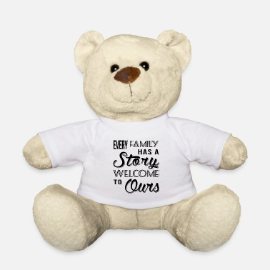 Story Family Story - Ours en peluche