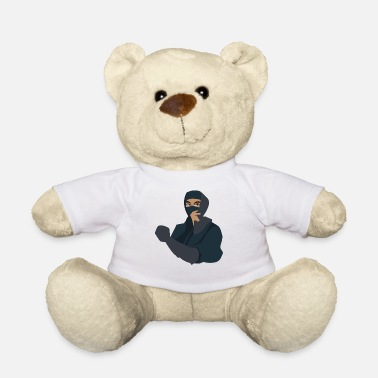 Ninja Ninja - Teddy Bear