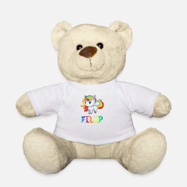 Filip Unicorn Filip - Teddy Bear