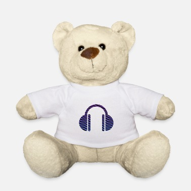 Headphones headphone - Teddy Bear