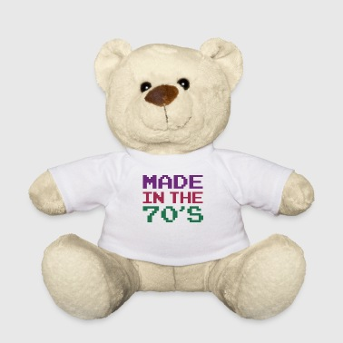 70s present - 70's - Teddy Bear
