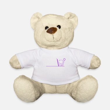 Dental Dental Hygienist Yoga Hobby Design - Teddy Bear