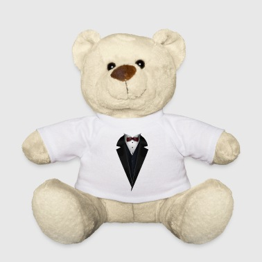 Suit Of Armor TUXEDO Suit for groom - Teddy Bear