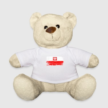 Polish Polish Eagle Polish pride - Teddy Bear