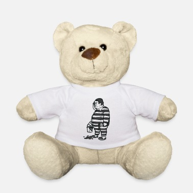 Prison Prisoner - Teddy Bear