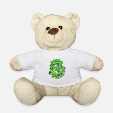Health Veganistisch Veggie Health-shirt - Teddy