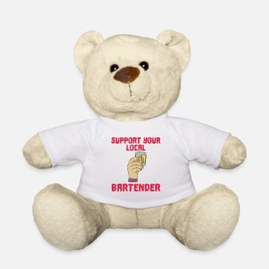Support support - Teddy Bear