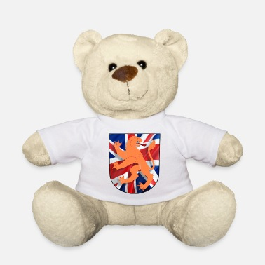 British PROUD TO BE BRITISH - Teddy Bear