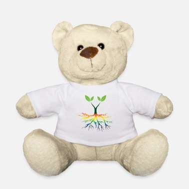Nature Conservation Nature - Rainbow - Conservation - Roots - Teddy Bear