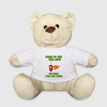 Pod Come To The Chilli Side Habanero Gift Pod - Teddy Bear