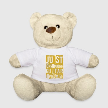 Just One More Guitare I Promise TShirt - Nounours