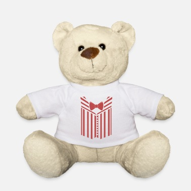 Uniform Barber Quartet uniform - Teddy Bear